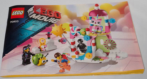 REVIEW LEGO 70803 The LEGO Movie Cloud Cuckoo Palace