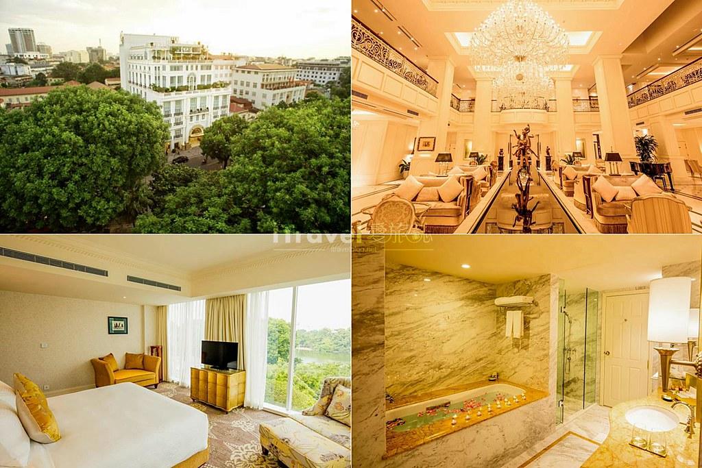 《河内订房笔记》Top 10 评价最佳五星级酒店:10间越南河内优质住宿酒店与酒店推介