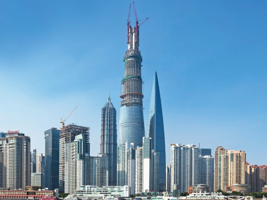 Shangay Tower: El Rascacielos más alto y sostenible de China