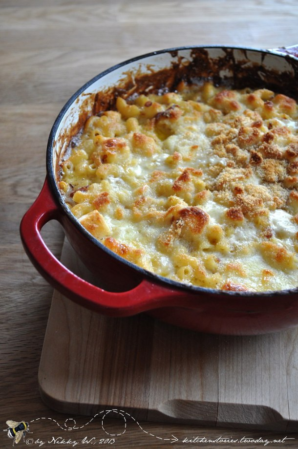 Gardeners Mac and Cheese
