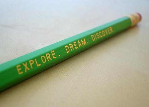 Explore Dream Pencil
