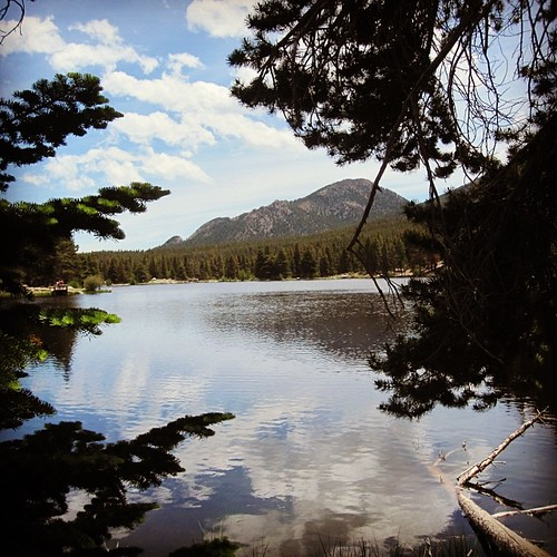 Bear Lake #rockymountainnationalpark #colorado by @MySoDotCom