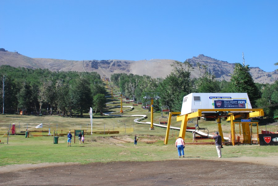 Cerro Chapelco, San Martín de los Andes
