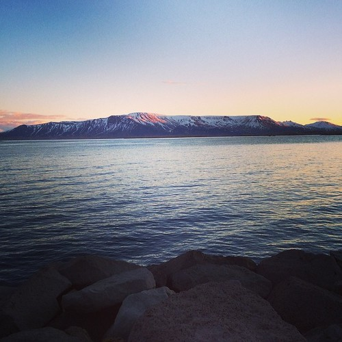 Esja #reykjavík #iceland
