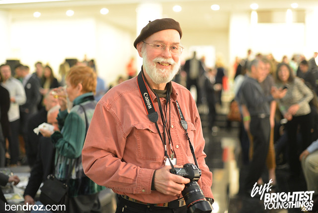 Mar 13, 2014-Environmental Film Fest Launch- Ben Droz -  07