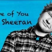 Shape of You Guitar Chords with Video Tutorial - Ed Sheeran
