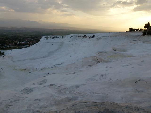 Turquie - jour 12 - De Kas à Pamukkale - 215 - Château de coton