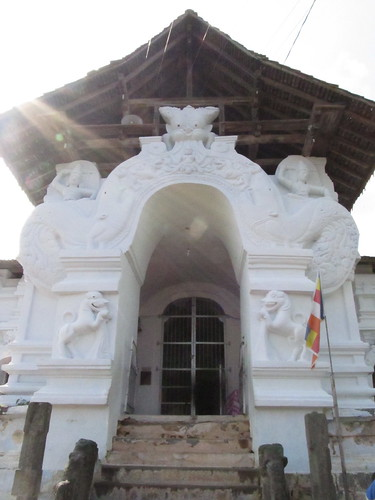 Temple in Kandy