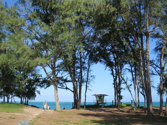 Hawaii - Waimanalo Beach Park