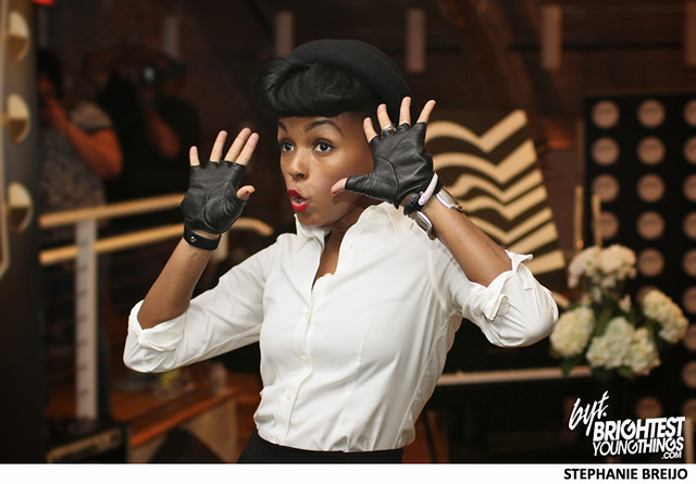 Janelle Monae Electric Lady Photos DC Brightest Young Things10