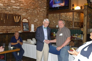 Jim Fanning - 60 year ACS Member