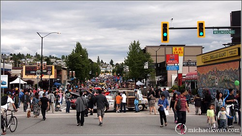 Hats Off Day 2013, Burnaby Heights