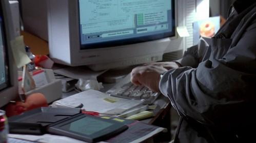 Motorola Envoy - Nedry's Desk