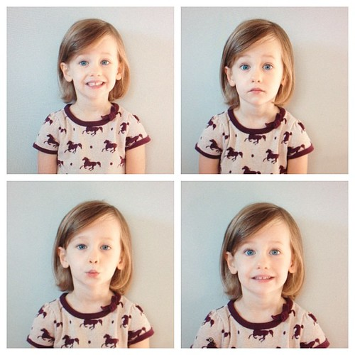 Passport photo out takes