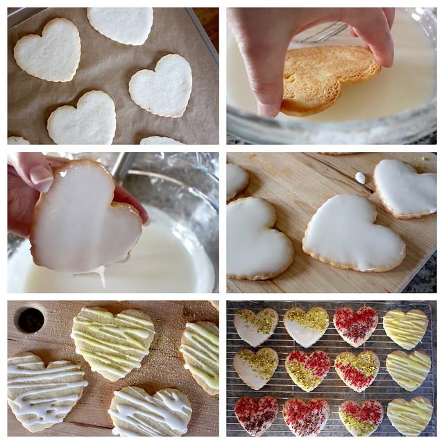 Lavender Shortbread Valentines - 34