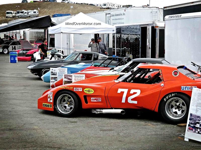Corvette Racing Cars
