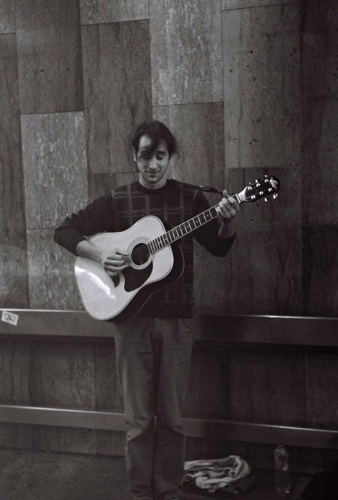 Kiev 4 - Street Musician