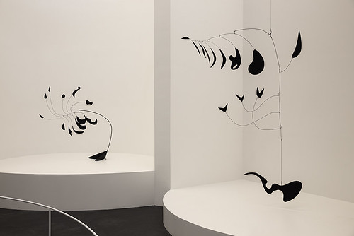 Calder and Abstraction
