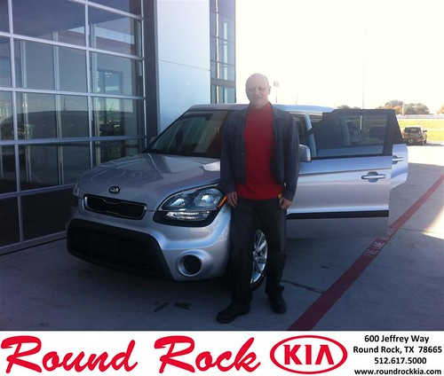 Thank you to David Clemons on your new 2013 #Kia #Soul from Amir Mahboubi and everyone at Round Rock Kia! #NewCar by RoundRockKia