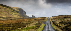 The road to the Quiraing