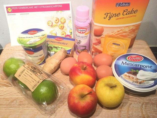 appelcake met twist foodblog recept