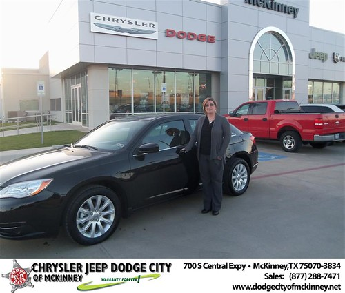 Dodge City of McKinney would like to say Happy Birthday to Candace Gresham! by Dodge City McKinney Texas