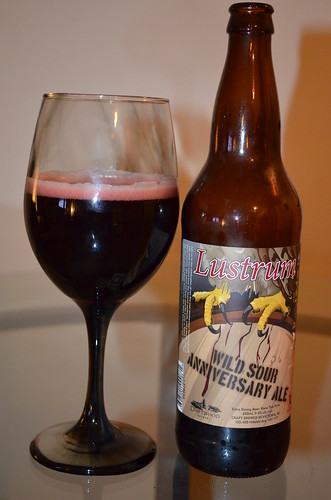 Driftwood Lustrum Wild Sour Anniversary Ale