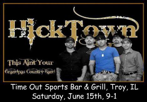 Hicktown 6-15-13
