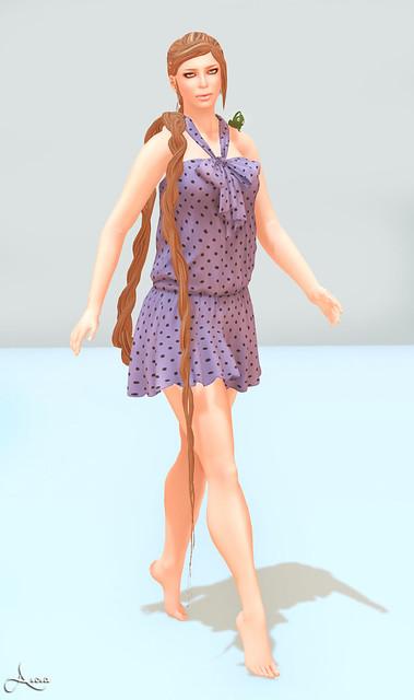 SL Disney Bound - Week 21, Rapunzel