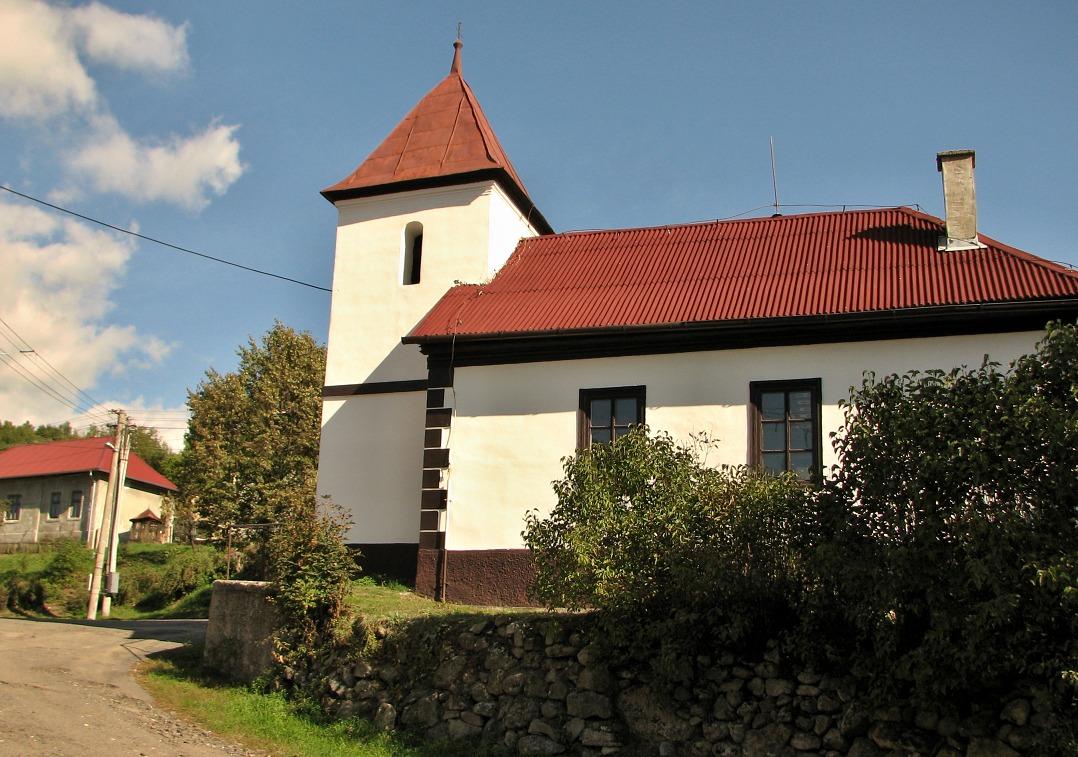 Zvonica v Chrťanoch