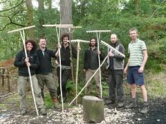 rake making workshop