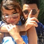 Selena Gomez con The Weeknd, y otras imágenes de Coachella 2017