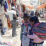 Viajefilos en el Mercado de Tarabuco, Bolivia 11