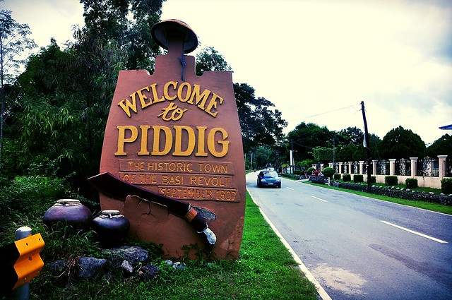 THe historic town of the Basi Revolt - Piddig, Ilocos Norte