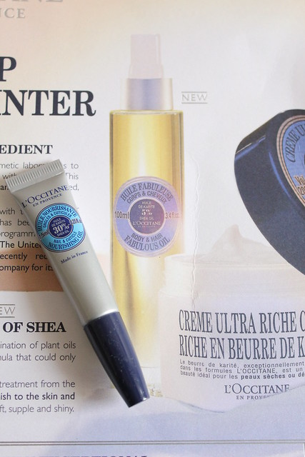 L'Occitane en Provence Shea Nail and Cuticle Nourishing Oil review