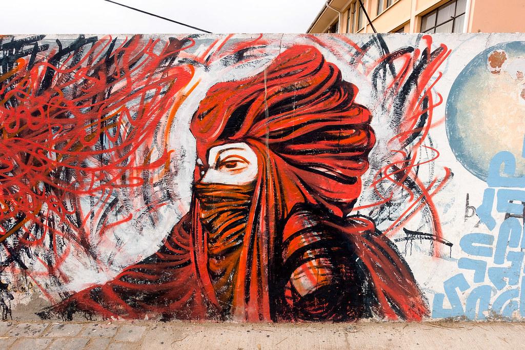 Street Art Valparaiso 17