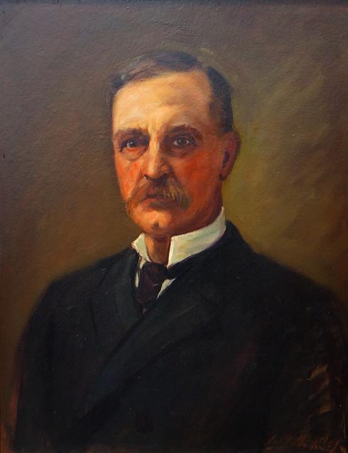 Spindler Portrait