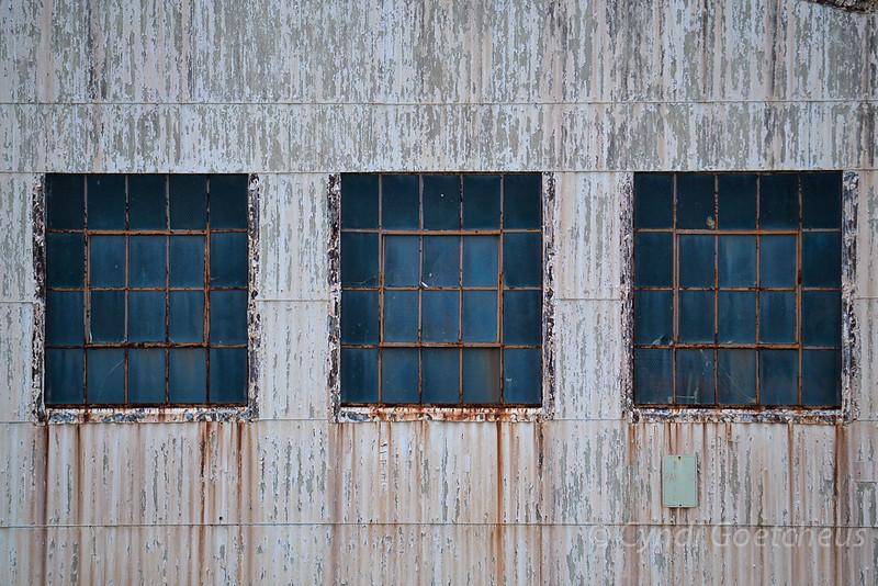 Fort Monroe windows