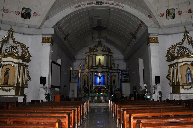 Sto. Cristo Milagroso Shrine - St. Nicholas of Tolentino Parish