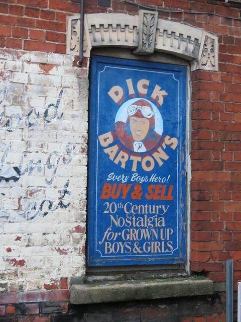 Dick Barton's
