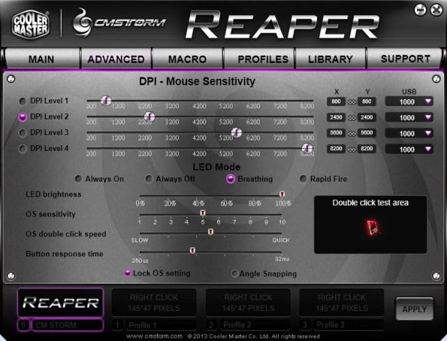 CM Storm Reaper - 20