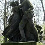 """""""Die glückliche Heimkehr des Kriegers"""" im Berliner Tiergarten (2)"""