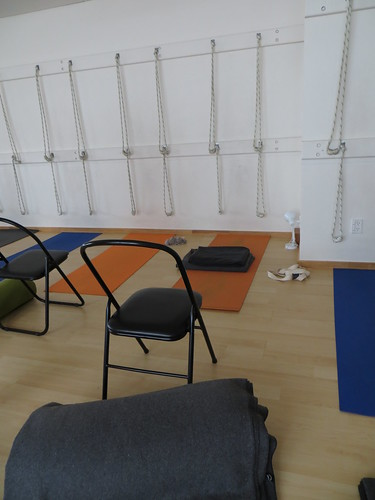 yoga bits and pieces