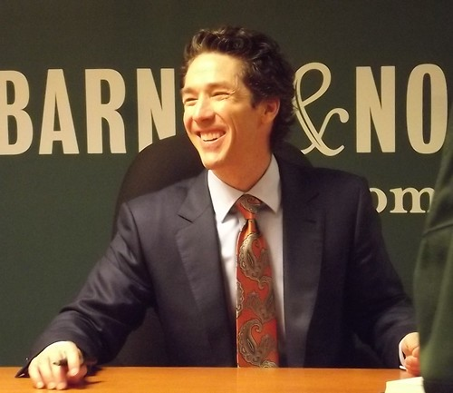 Book Signing: Joel Osteen - Break Out