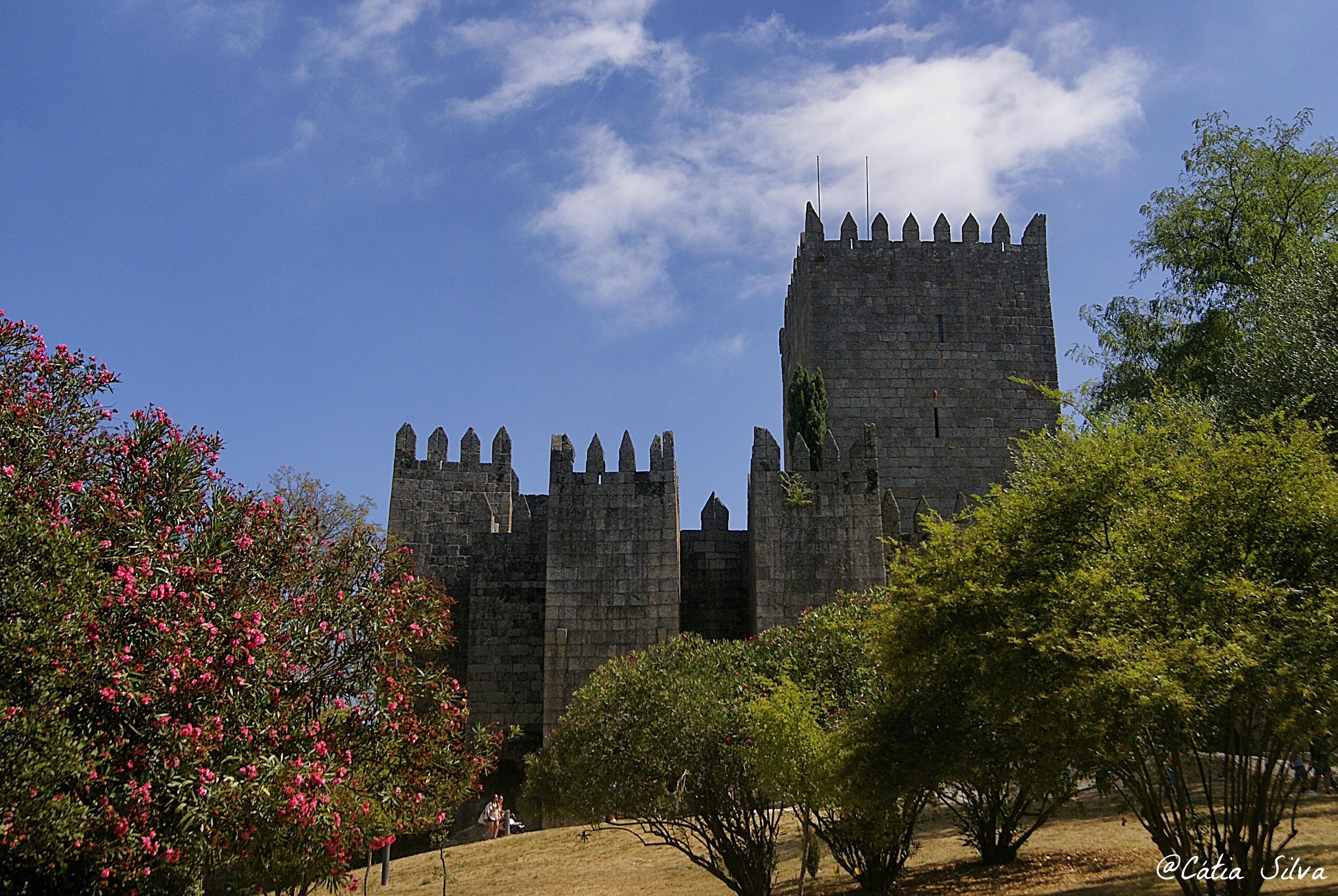 Castelo de Guimaraes - Portugal (7)