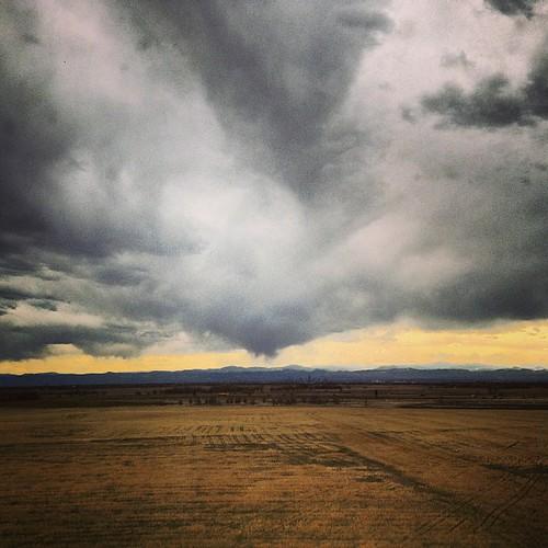 More #denver #cloudporn by @MySoDotCom