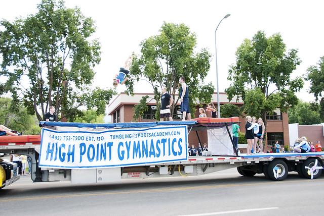 Homecoming Parade 11