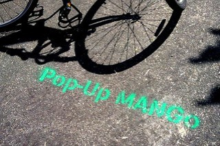 Pop-Up MANGo (Michigan Avenue Neighborhood Greenway) Planning & Community Event