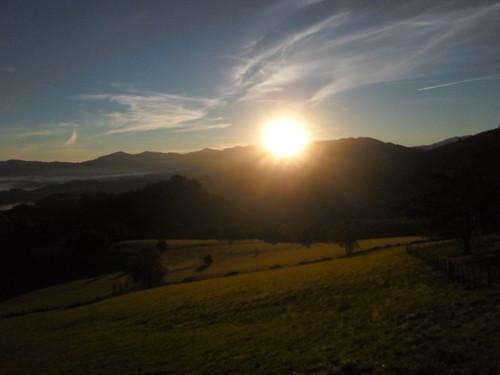 Sunrise in SJPDP