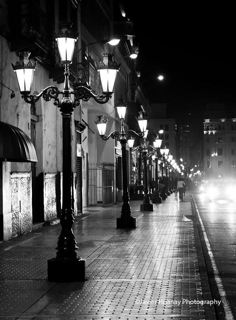 """Going Downtown"" LIMA-PERU"